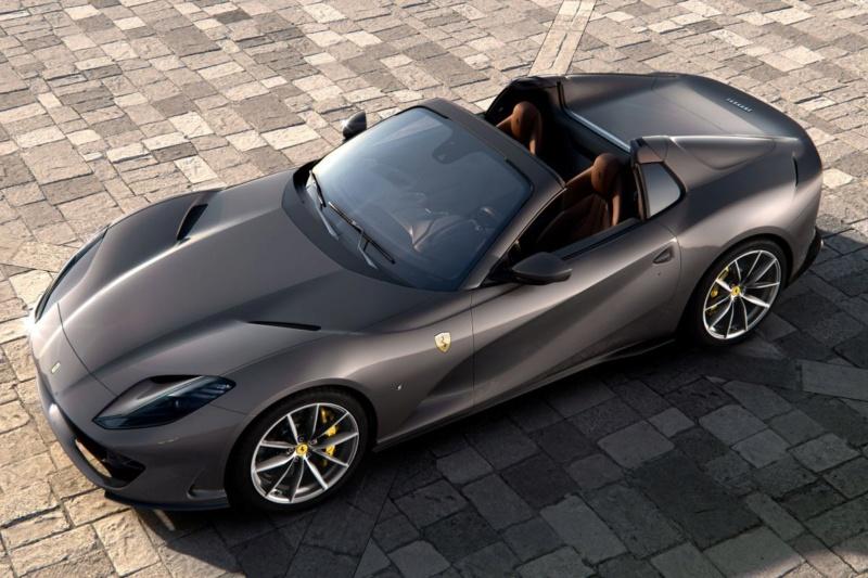 2017 - [Ferrari] 812 Superfast - Page 3 D57dc410
