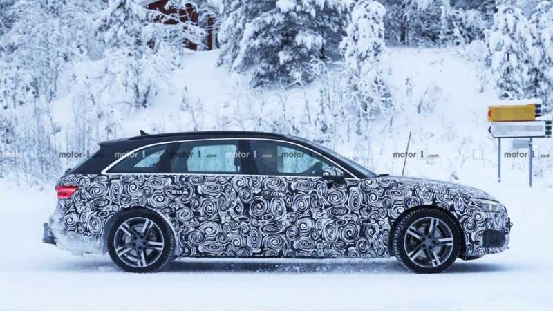 2018 - [Audi] A4 restylée  - Page 3 D5bf4b10