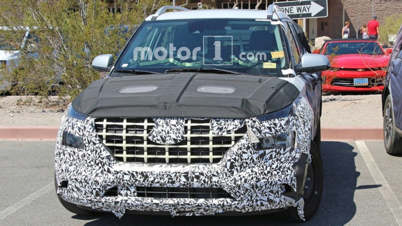 2020 - [Hyundai] Venue SUV compact  D5d10210