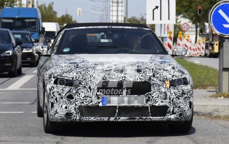 2020 - [BMW] Série 4 Coupé/Cabriolet G23-G22 D6239310