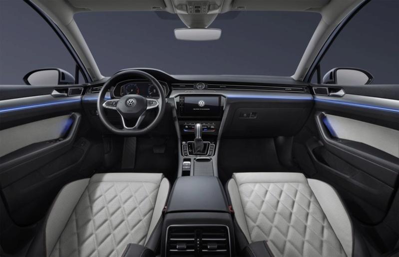 2019 - [Volkswagen] Passat restylée - Page 5 D6445510