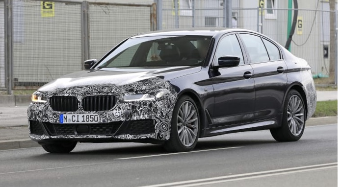 2020 - [BMW] Série 5 restylée [G30] - Page 4 D64e4b10