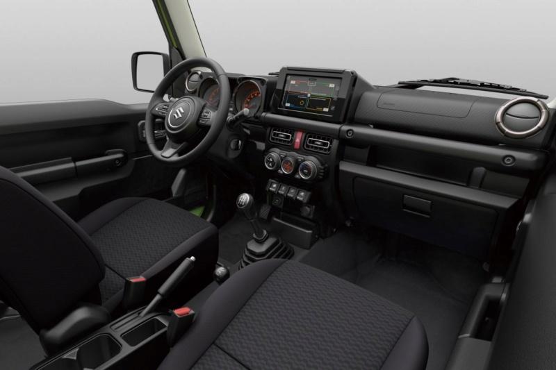 2018 - [Suzuki] Jimny 2  - Page 4 D66acb10