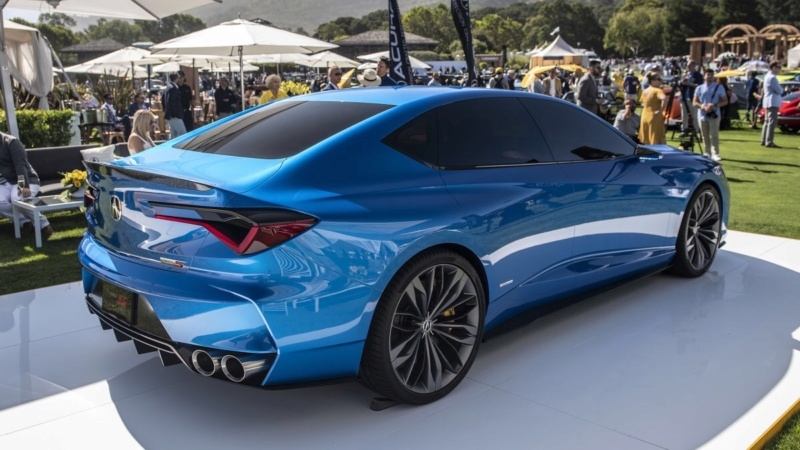 2019 - [Acura] Type S Concept D67a3610