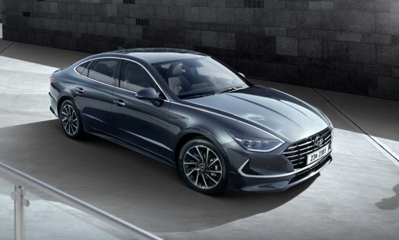 2020 - [Hyundai] Sonata VIII D69daf10