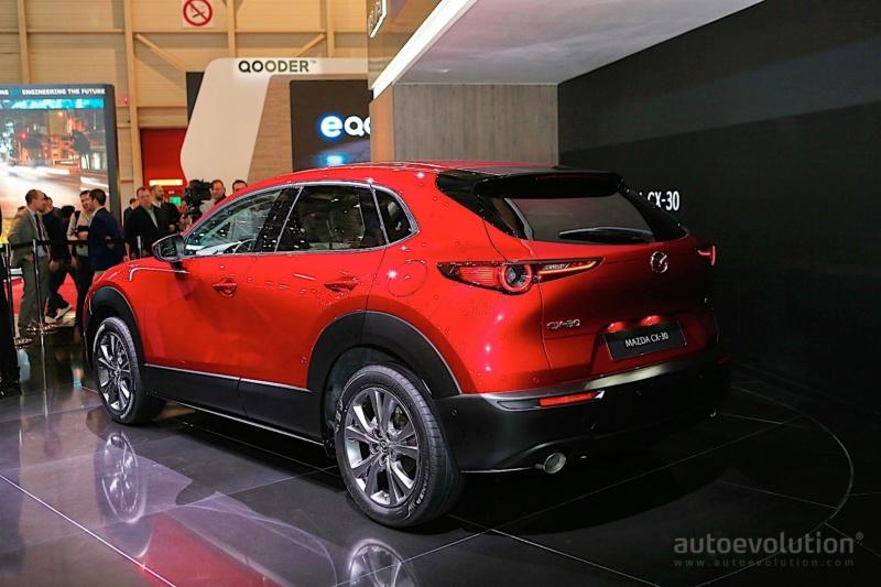 2019 - [Mazda] CX-30 D6f54410