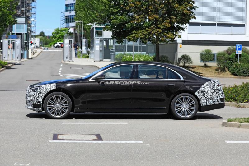 2020 - [Mercedes-Benz] Classe S - Page 14 D7266310