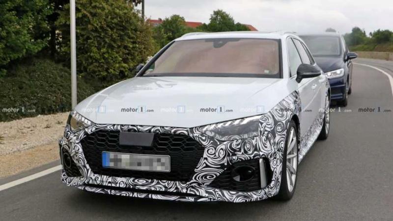 2018 - [Audi] A4 restylée  - Page 6 D7bad610