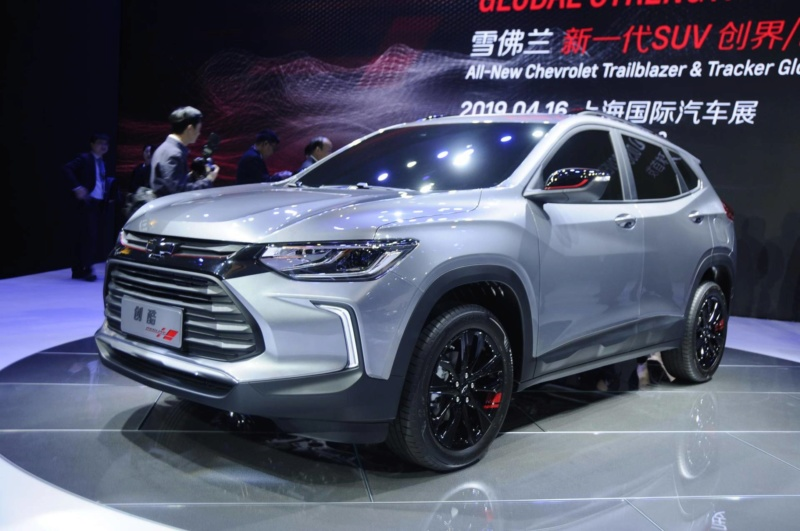 2020 - [Chevrolet] Trailblazer / Tracker D7edd410
