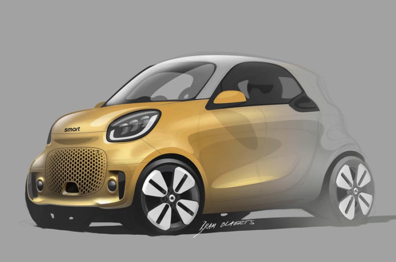 2019 - [Smart] ForTwo III Restylée [C453]  - Page 3 D7f24810