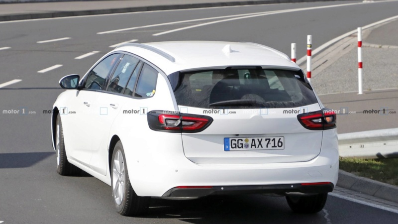 2020 - [Opel] Insignia Grand Sport Restylée  - Page 2 D827f610