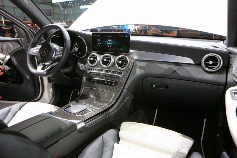 2018 - [Mercedes-Benz] GLC/GLC Coupé restylés - Page 4 D86e2b10