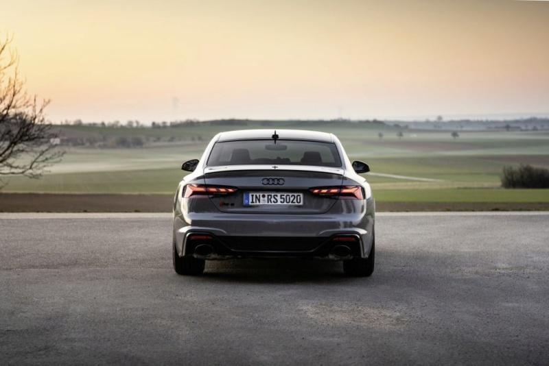 2020 - [Audi] A5 Coupé/Cab/SB restylée D8705710