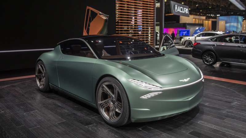 2019 - [Genesis] Mint Concept ( New York ) D8829310