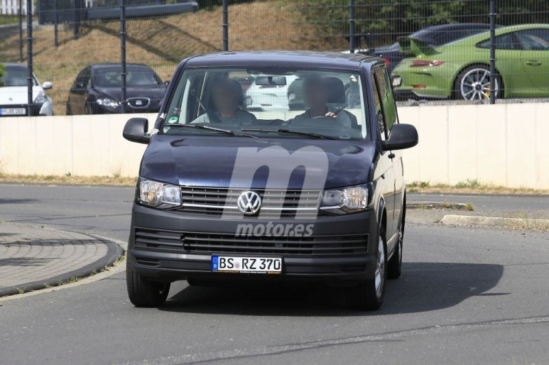 2020 - [Volkswagen] Transporter T6 restylé D8bf5310