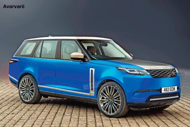 2021 - [Land Rover] Range Rover V D8f7b410