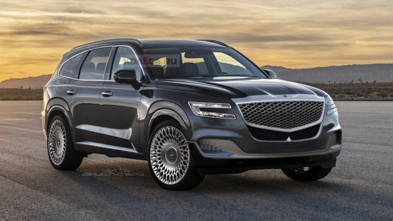 2019 - [Genesis] SUV GV80 - Page 2 D9104410