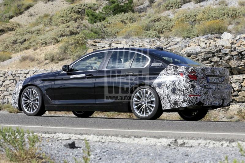 2020 - [BMW] Série 5 restylée [G30] D912e010