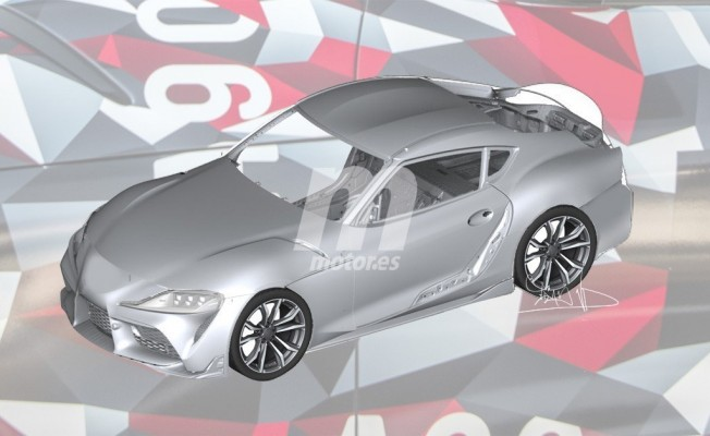 201? - [Toyota] Supra - Page 6 D91a2210