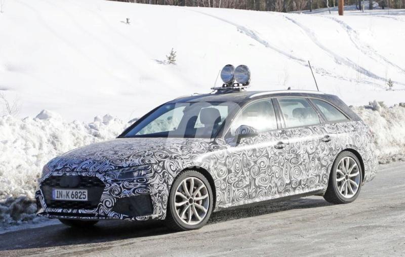 2018 - [Audi] A4 restylée  - Page 5 D9273810