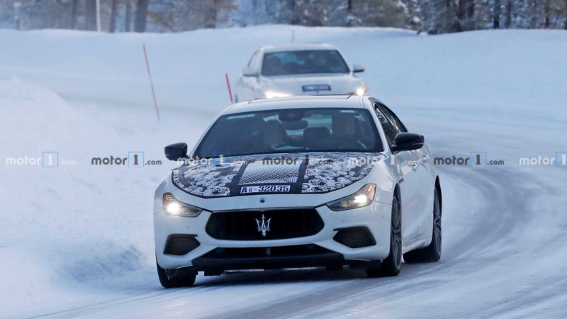 2014 - [Maserati] Ghibli - Page 10 D957f710