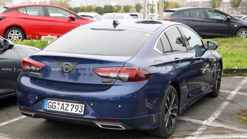 2020 - [Opel] Insignia Grand Sport Restylée  - Page 5 D9d35c10