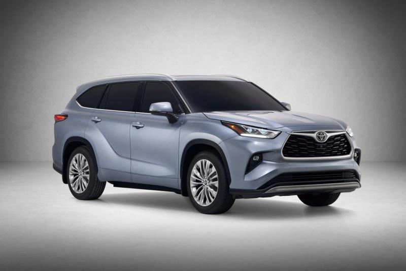 2020 - [Toyota] Highlander Da1ddd10