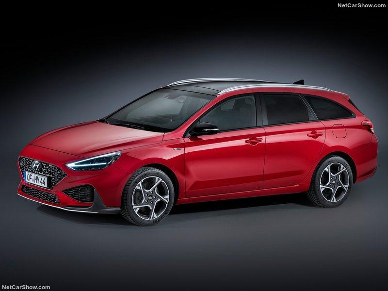 2020 - [Hyundai] I30 III 5p/SW/Fastback Facelift Da2b9310