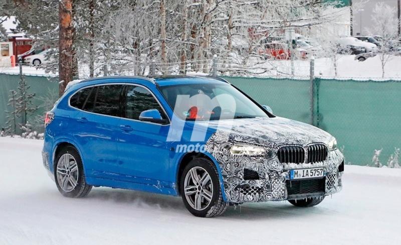 2019 - [BMW] X1 restylé [F48 LCI] Da379a10