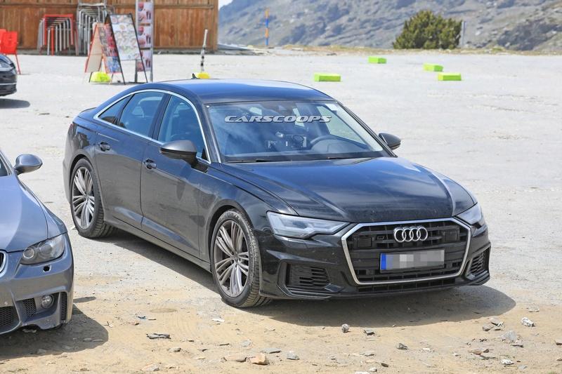 2017 - [Audi] A6 Berline & Avant [C8] - Page 10 Da5d0010