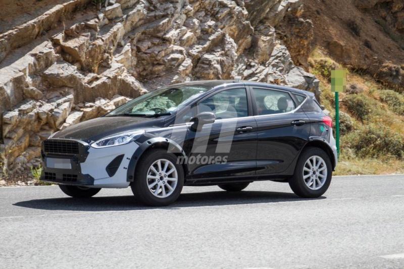 2019 - [Ford] Puma Da702a10