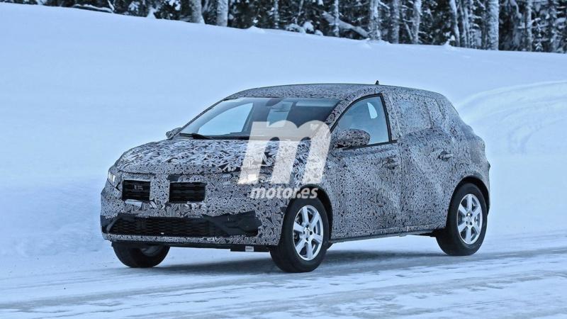 2020 - [Dacia] Sandero / Logan III - Page 8 Dacia-21