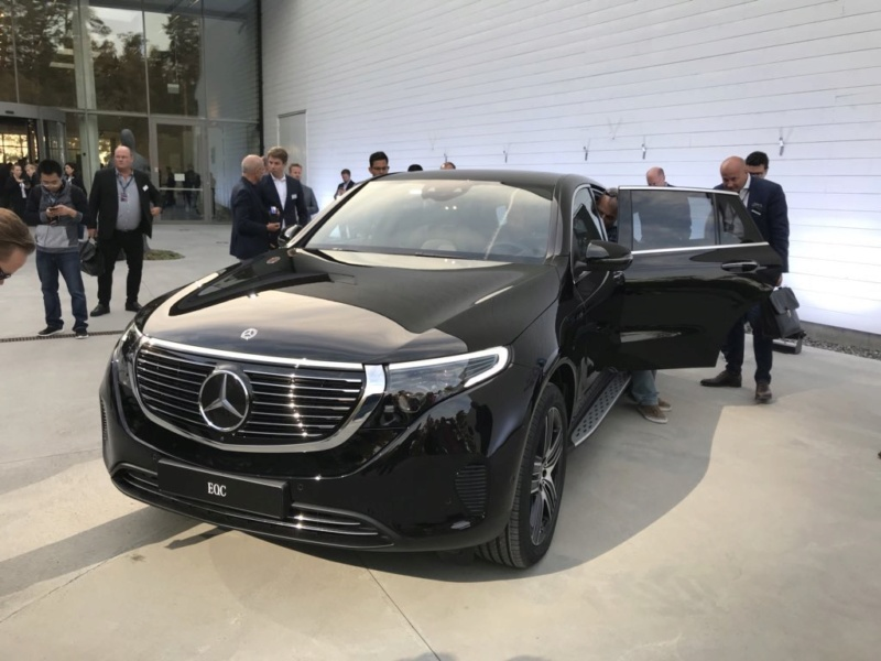 2019 - [Mercedes-Benz] EQ C - Page 5 Dadd3510
