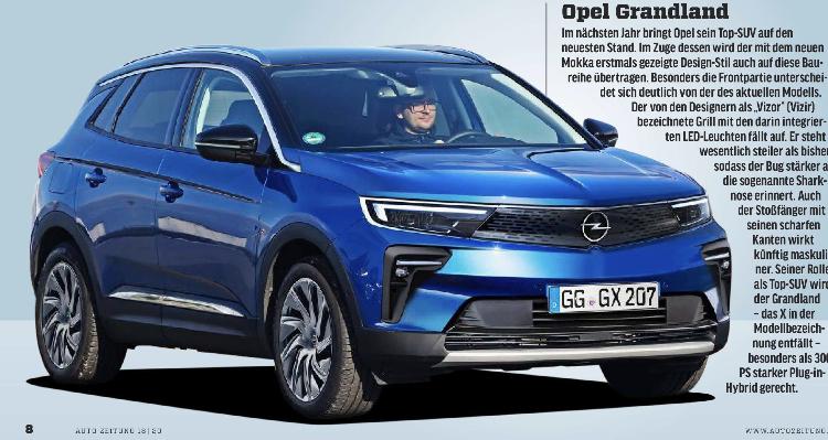 2021 - [Opel] Grandland X restylé  Db220610