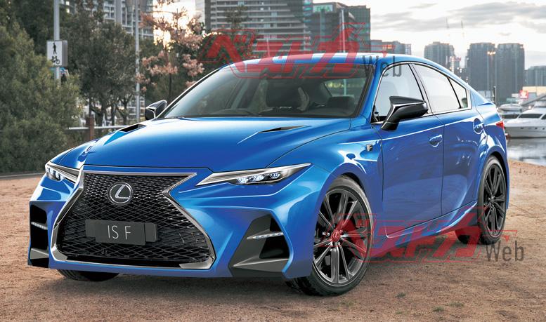 2020 - [Lexus] IS Db4b6f10