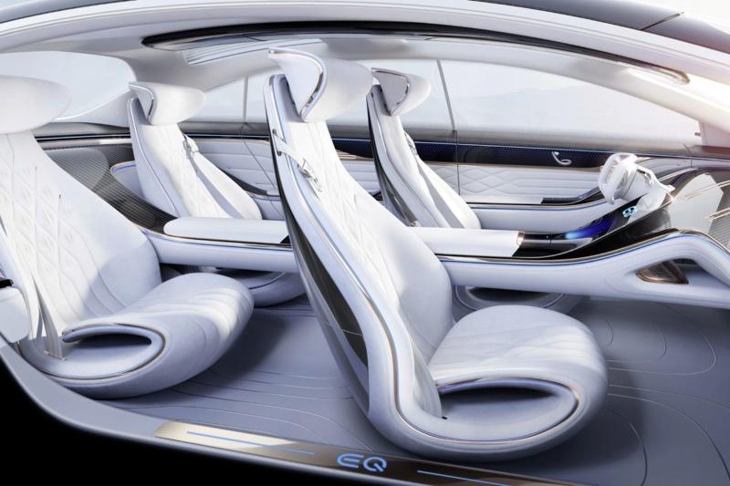 2019 - [Mercedes-Benz] EQS Concept  Db7fd410