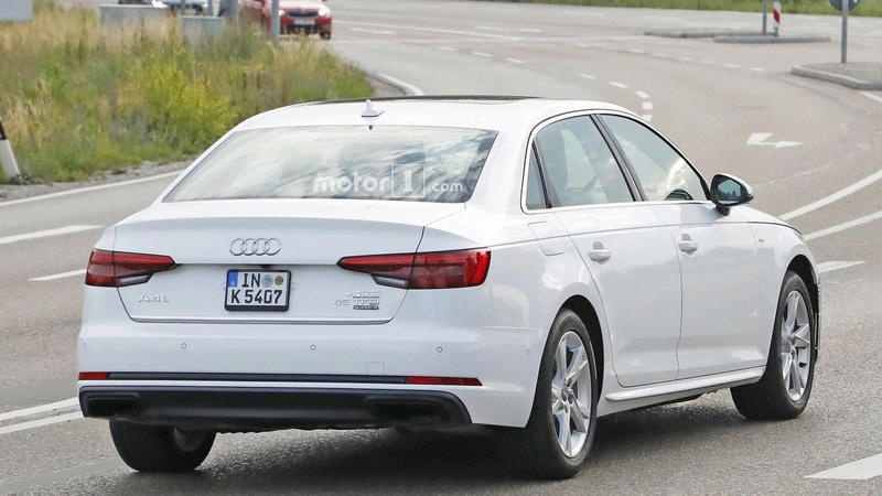 2018 - [Audi] A4 restylée  - Page 2 Db842610