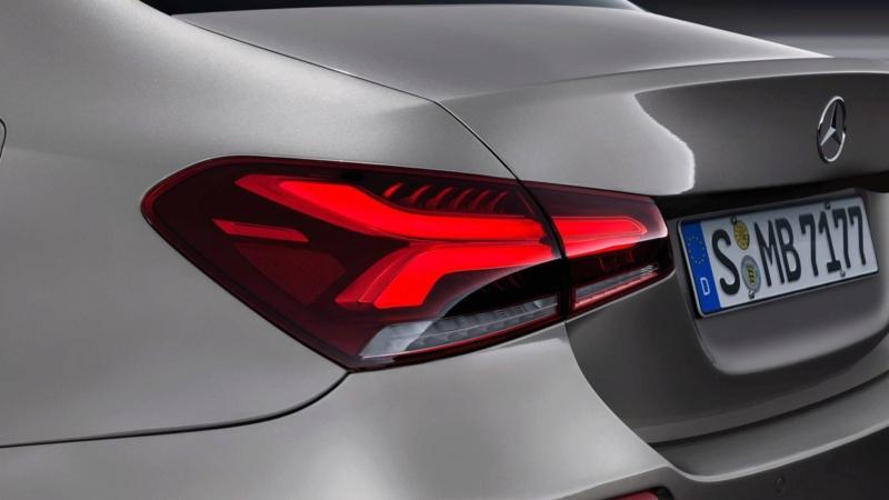 2018 - [Mercedes-Benz] Classe A Sedan - Page 5 Db84f710
