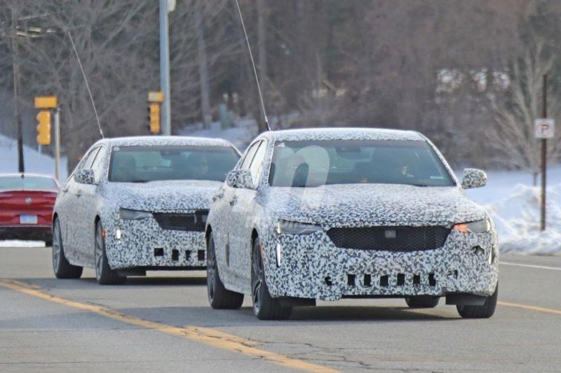 2020 - [Cadillac] CT5 Dbbd9a10