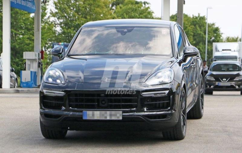 2019 [Porsche] Cayenne coupé - Page 4 Dbca8410