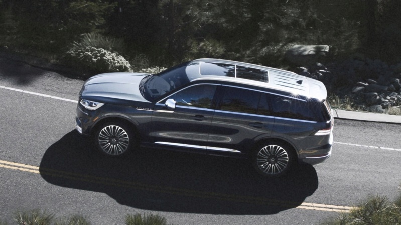 2019 - [Lincoln] Aviator Dbda6910
