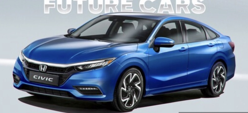 2021 - [Honda] Civic USA / Asie Dbdb7210