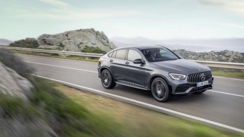 2018 - [Mercedes-Benz] GLC/GLC Coupé restylés - Page 4 Dbe63210
