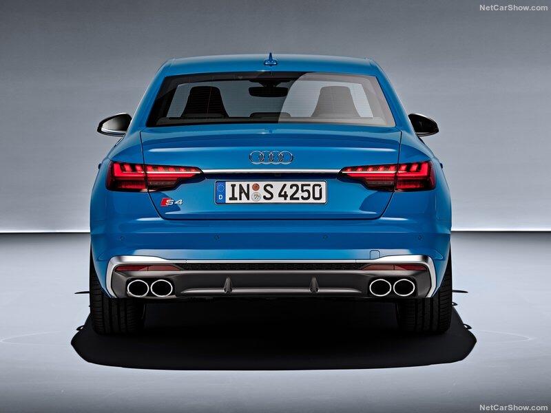 2018 - [Audi] A4 restylée  - Page 5 Dc137f10