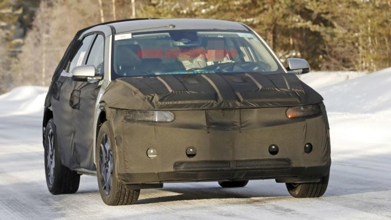 2021 - [Hyundai] SUV EV Dc1a9e10