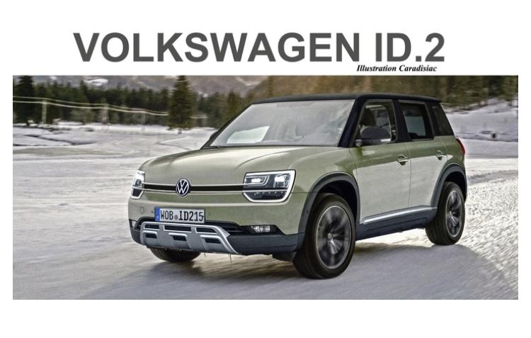 2023 - [Volkswagen] ID.Ruggdzz Dc659010