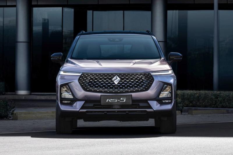 2018 - [Baojun/Wuling/Chevrolet/MG] 530/Almaz/Captiva/Hector Dc6cf010