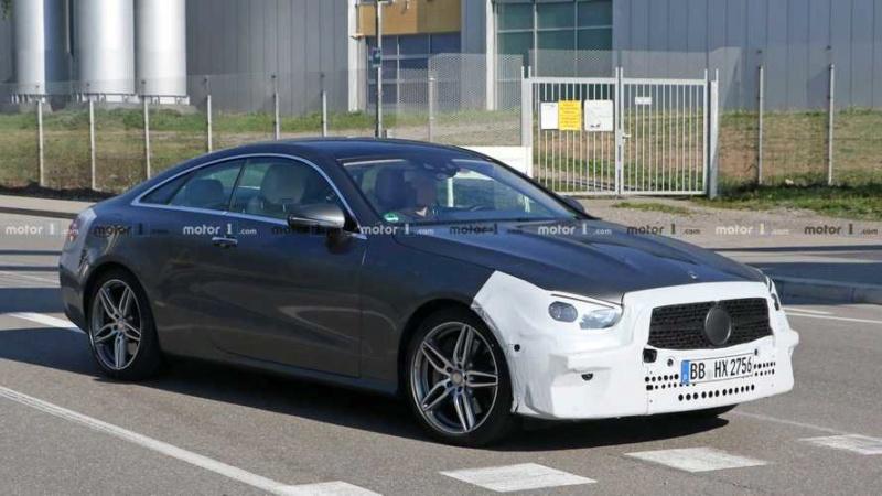 2020 - [Mercedes-Benz] Classe E restylée  - Page 2 Dc7a7910