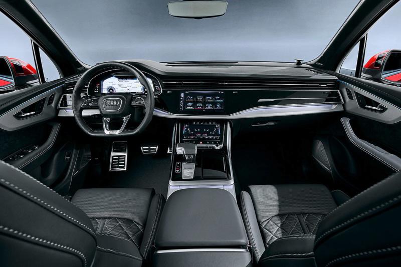 2020 - [Audi] Q7 restylé  - Page 3 Dca89810