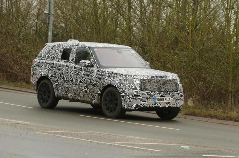 2021 - [Land Rover] Range Rover V Dcaaed10